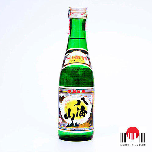 DSN030 - Sake Futsushu 300ml - Hakkaisan