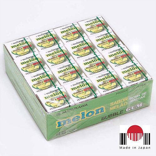 BDG107 - Caixa de Chicletes Sabor Melão 48 unidades (259,2g) - Marukawa