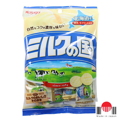 BBK507B - Milk no Kuni 120g - Kasugai