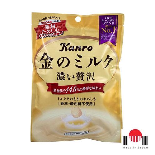 BBR970 - Kin no Milk Candy 76g - Kanro