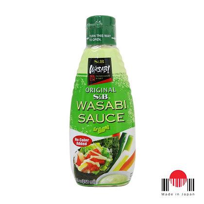 TSW158 - Wasabi Sauce 170g - S&B