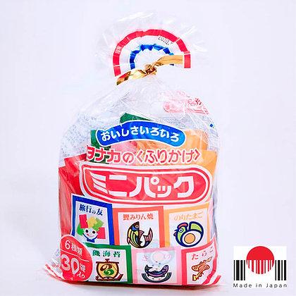 TAF380B - Furikake Mini Pack 30P x 2,5g - Tanaka