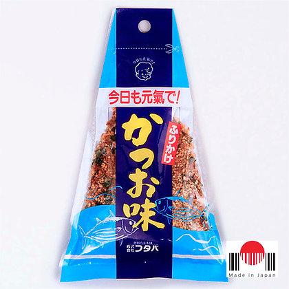 TAF162 - Furikake Triângulo Katsuo 40g - Futaba