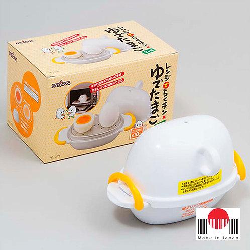 1CP002 - Recipiente para Cozinhar Ovo no Microondas - Akebono