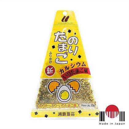 TAF503 - Furikake Triângulo Nori Tamago 33g - Urashima