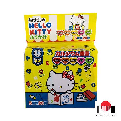 TAF351 - Furikake Hello Kitty 48g - Tanaka