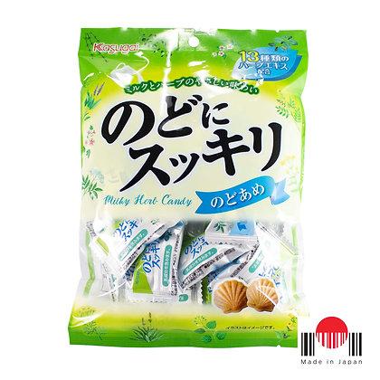 BBK501 - Bala Refrescante para Garganta Nodo ni Sukkiri 120g - Kasugai