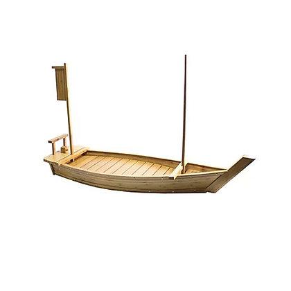 3MF126 - Barco para sushi & sashimi 120cm Bambu - Bamboo Yantai