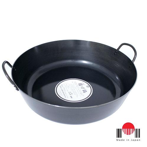 1CU075 - Panela para fritura MT IH Ferro 45cm - MT-Torimatsu