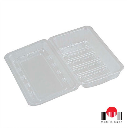 1EF102A - Embalagem Plástica 168 x 100 x 31mm - CP Chemical