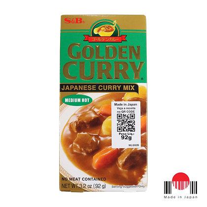 TCC103N - Golden Curry Chukara 92g S&B