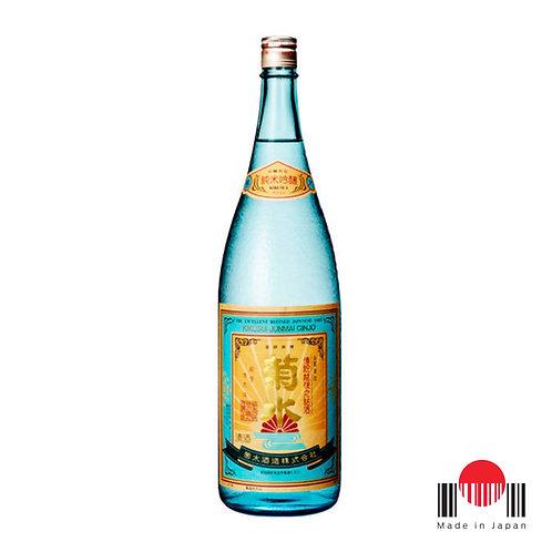 DSU188 - Sake Junmai Ginjo 1,8L - Kikusui