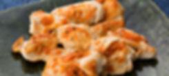 Frango grelhado com shichimi em pasta.jp