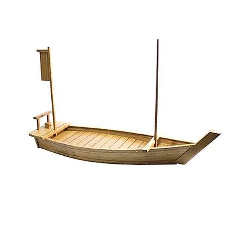 3MF098 - Barco para sushi & sashimi Tanka 90cm Bambu - Bamboo Yantai