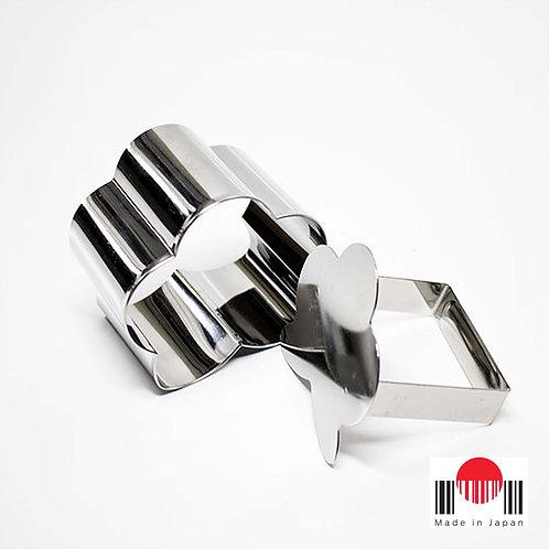 1CU054 - Forma para Oniguiri Matsu Inox S Jirushi - MT-Torimatsu Co.,Ltd