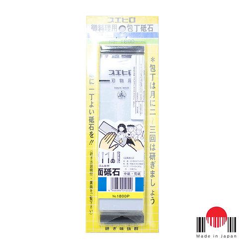 1CF508 - Pedra para amolar Dupla face #240#1000 - Suehiro