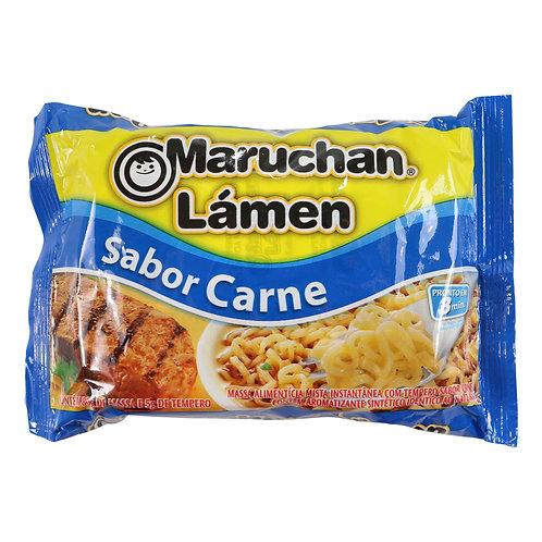 MTL337 - Macarrão Instantâneo Lamen Sabor Carne 85g - Maruchan
