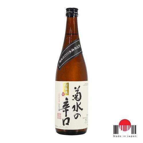DSU072 - Sake Kikusui no Karakuti 720ml - Kikusui