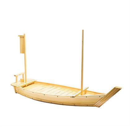 3MF060 - Barco para Sushi & Sashimi - Bamboo Yantai
