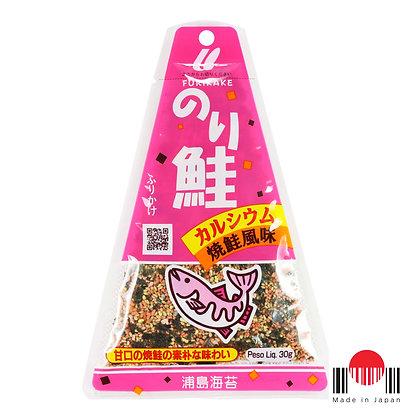 TAF502 - Furikake Triângulo Nori Sake 30g - Urashima