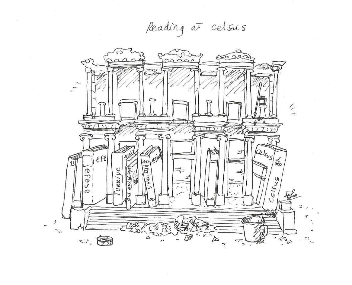Reading at Celsus