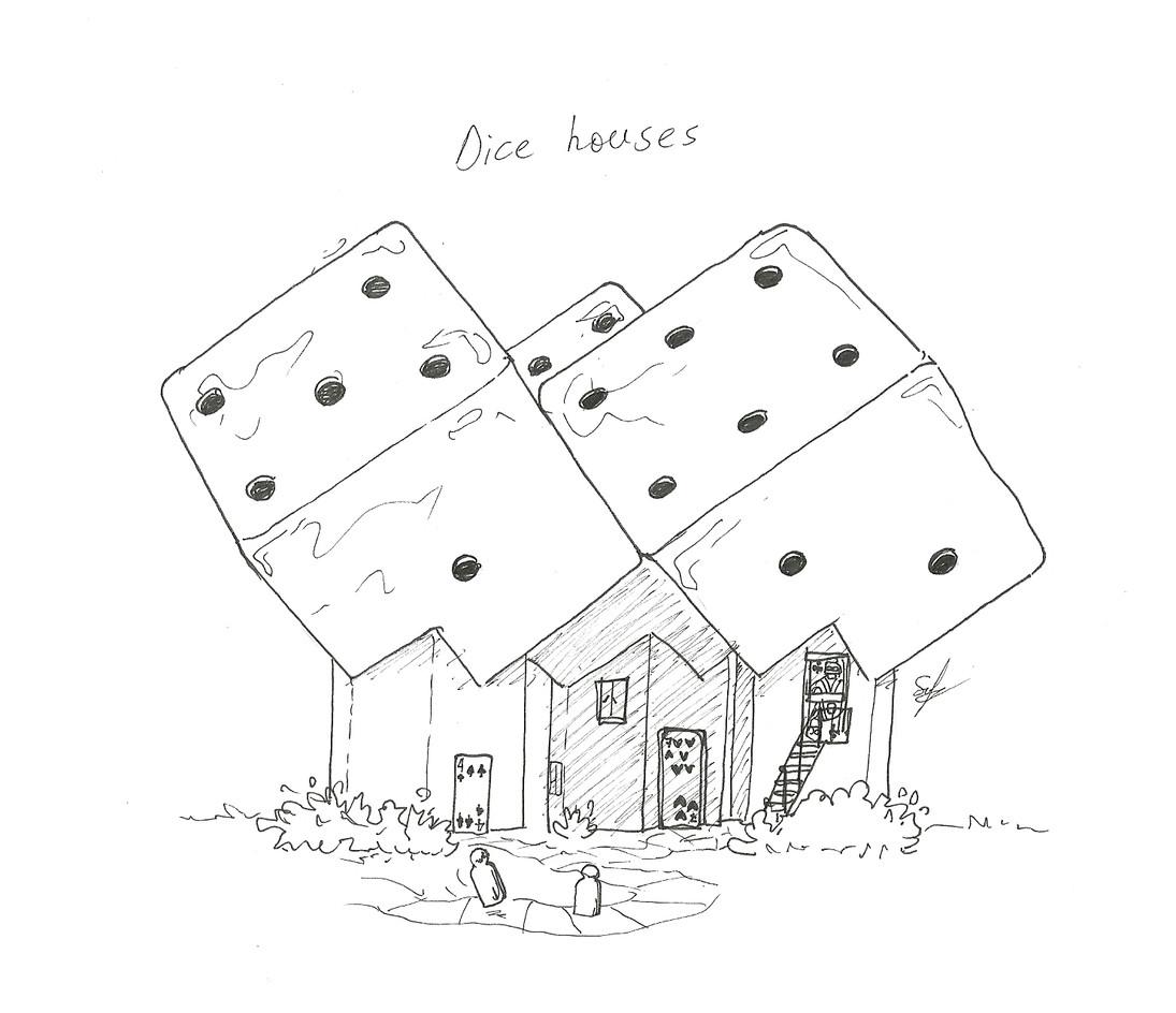 Dice Houses