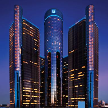 GM Renaissance Center