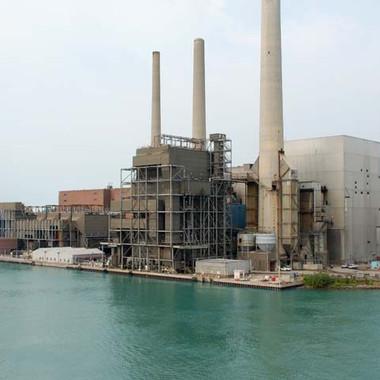 St. Clair Shores Power Plant