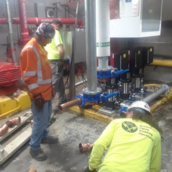 3 - MPPC Installing Booster Pump System