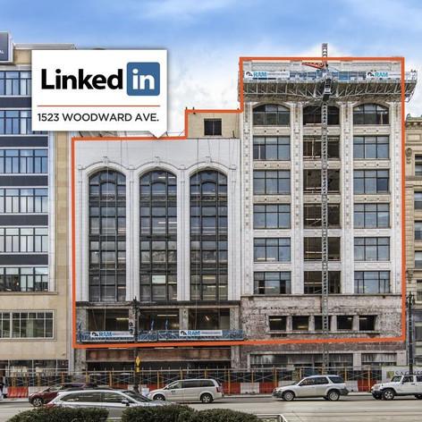 LinkedIn - Detroit