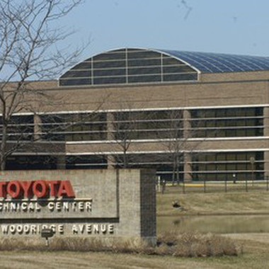 Toyota Ann Arbor Tech Center