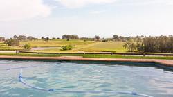 Gorgeous pool views