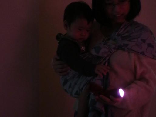 揹巾互動遊戲(一):一起尋找生活的亮光