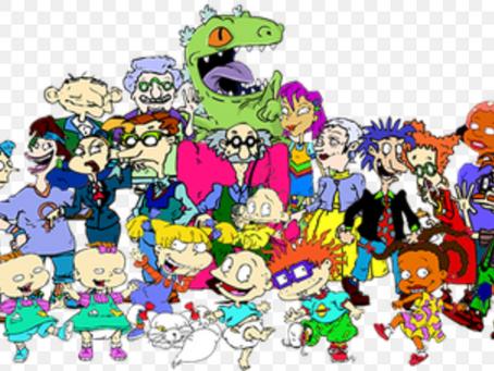 Rugrats, A progressive show by Frshta Mangal