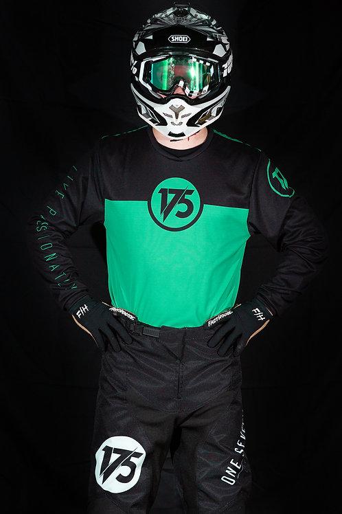 RACE Jersey - Aqua