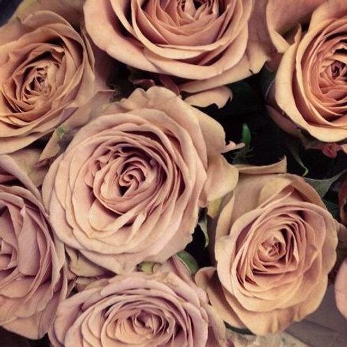 Dutch Mix Wrapped Bouquet