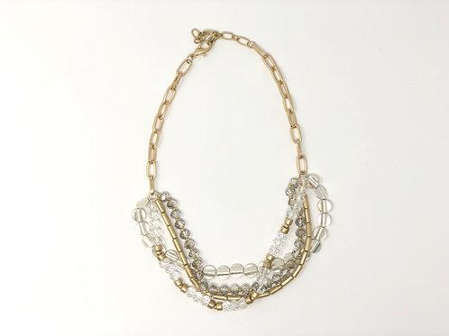 Berkley Clear Necklace