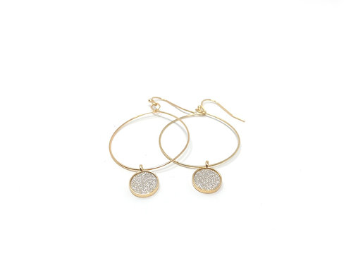 Sammy Gold Earring