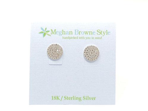 Shelby Silver Earring
