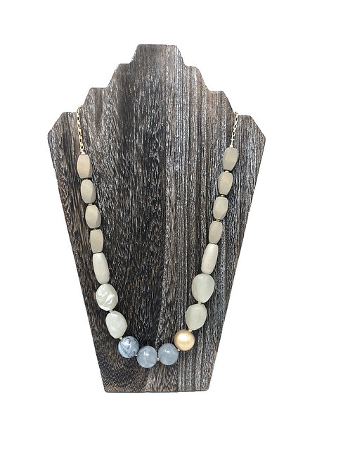 Daire Gray Necklace
