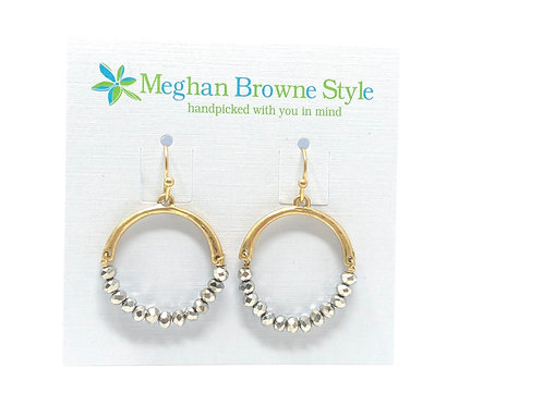 Tonya Gold Earring