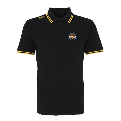 In The Saddle Cotton Polo Shirt