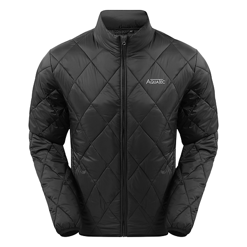 Diamond Puffer Jacket