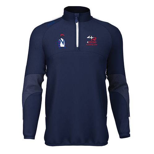 4Racing Elite Quarter Zip Top