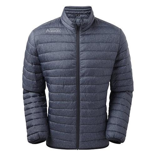 Ronish Quilted Melange Jacket
