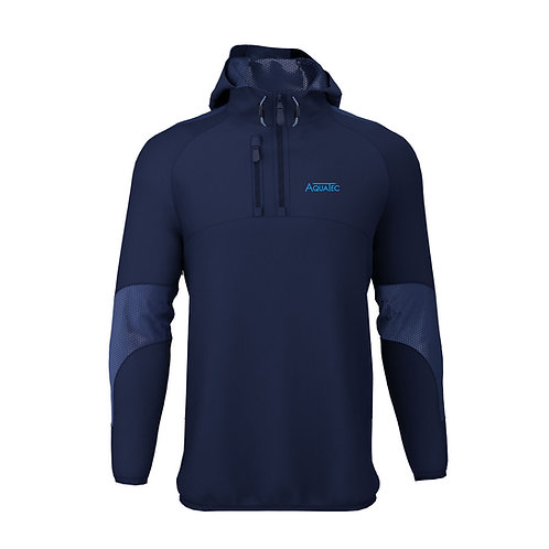 Pulse Tech ¼ zip Hooded Jacket