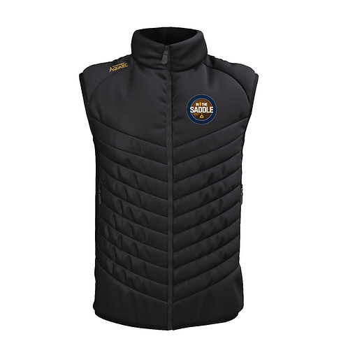 In The Saddle Lite Quilted Gilet