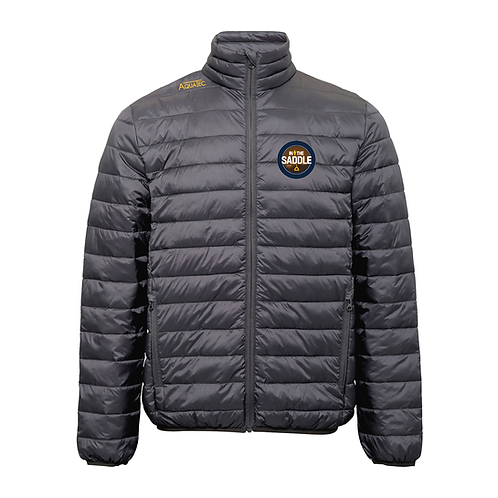 In The Saddle Quilted Jacket