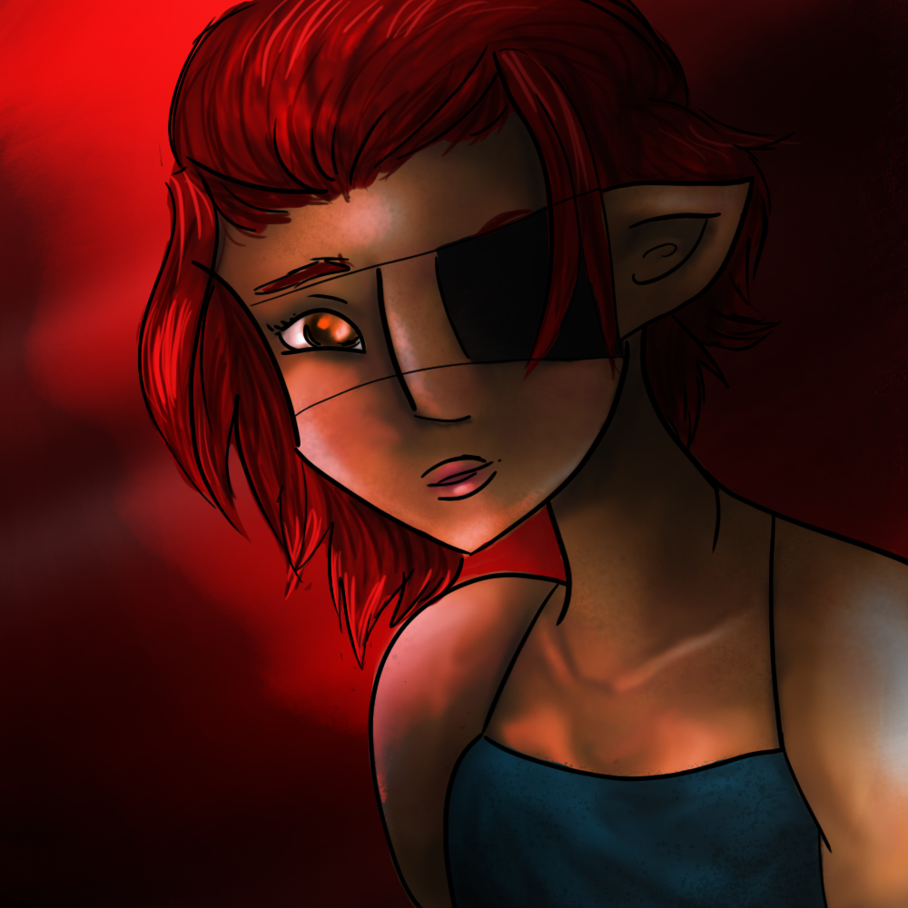 Amare portrait