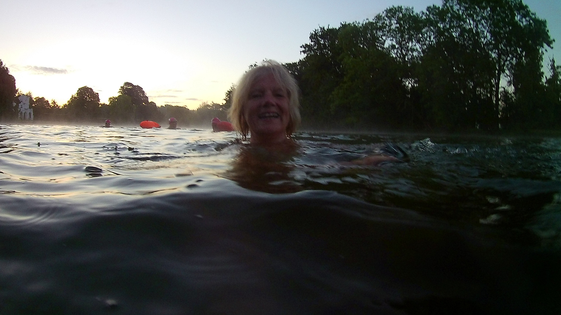 Summer Solstice swim